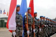 中国第17批赴黎维和部队全部部署到位