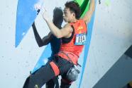 """攀岩——""""一带一路""""国际攀岩大师赛难度赛赛况"""
