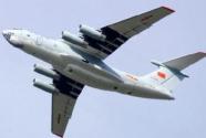 """中国空军伊尔-76飞抵新西兰参加""""空中列车""""运输机联合演习"""
