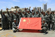 中国陆军赴俄参赛人员装备全部抵达比赛地域