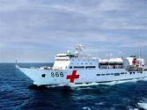 和平方舟医院船再次访问瓦努阿图