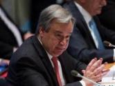 联合国秘书长对叙利亚局势表示关切
