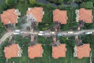 秦岭:整治动真格,600多栋违建别墅被拆