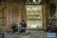 喀什:南疆古城的岁月穿梭