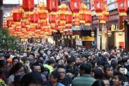 """中国游客异地找""""年味儿"""" 新年活动成关注热点"""