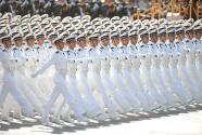 人民海军70年丨庆祝人民海军成立70周年大会在京举行