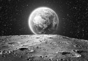 地球水起源与月球形成有关 大量水约44亿年前来到人间
