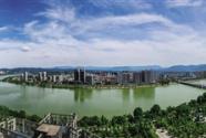 绿色荡漾的汉中