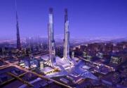 二三线城市争建摩天大楼 天际线下暗藏风险