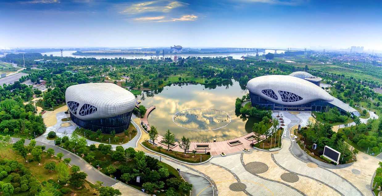 扬中:绿色转型促生态新城高质量建设发展