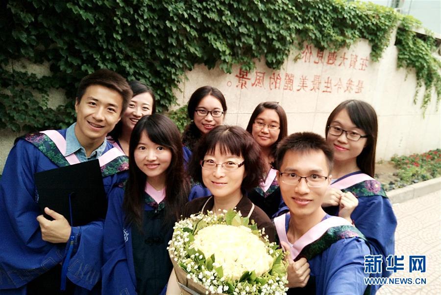 """(爱国情 奋斗者·图文互动)(1)""""最好的思念,就是活成'她'""""——记对外经济贸易大学教授于瑾"""