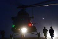 第七十九集团军某旅强化体系融合锤炼夜间作战能力