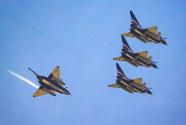 中国空军以开放自信姿态走向世界