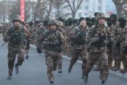 第74集团军某旅对照新大纲严纠偏训漏训