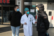 解放军总医院第五医学中心新增2名患者康复出院