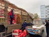 抗疫扶贫两手抓 敏捷集团采购62吨农副产品送抵湖北五市