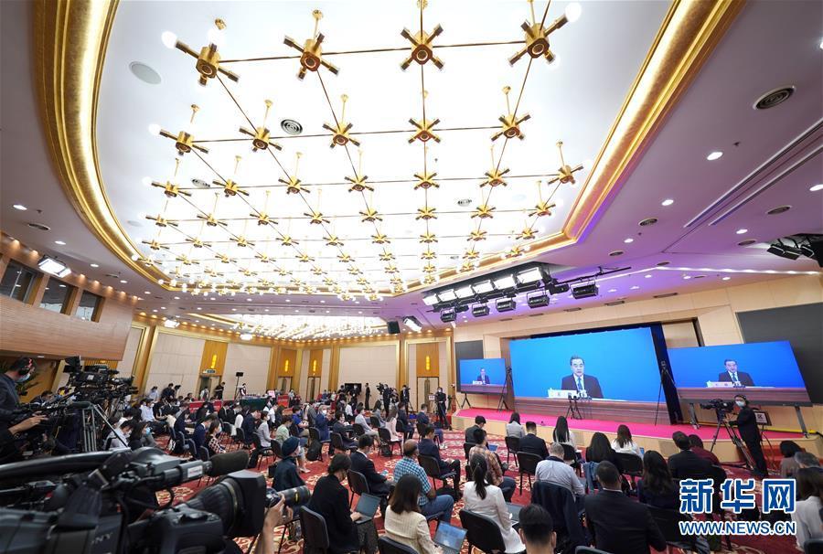 (两会)(5)国务委员兼外交部长王毅就中国外交政策和对外关系回答中外记者提问