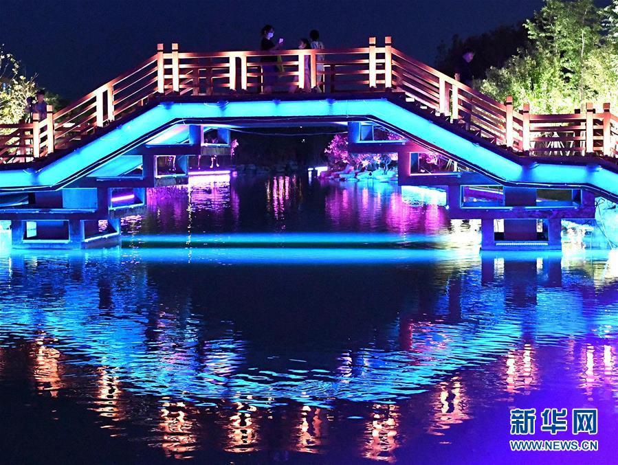 """(来自一线的调查报·图文互动)(7)""""生态廊道串起文化珍珠""""——古城开封治水记"""