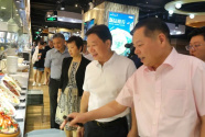 宜昌市委書記來滬考察  月星集團擬加強對鄂投資力度