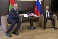 俄白总统会晤向西方释放明确信号