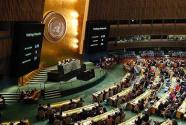维护联合国权威,放大多边主义主流声音