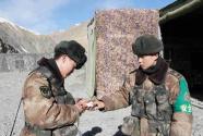新疆軍區某團多項措施關愛高原駐訓官兵健康