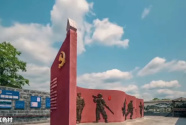 广东龙门革命后代重走先烈路 传承红色精神