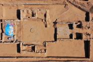 陕西榆林发现明代长城城堡遗址