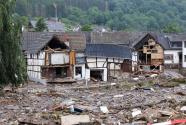 新华社记者直击欧洲罕见洪灾现场:千人失踪 救援继续