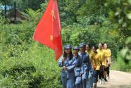 河南省南阳理工学院:党史与现实交互空间体验 红军故事让思政教育入脑入心