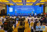 中非經貿合作研究院揭牌 經貿關系報告等發布